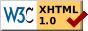 W3C HTML